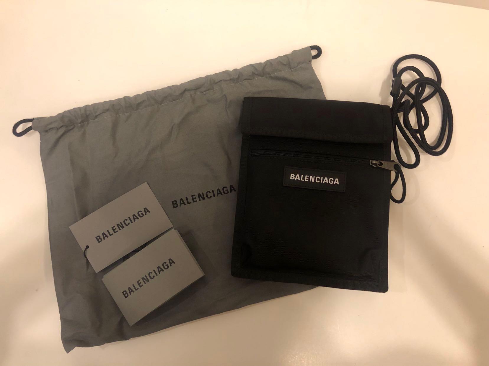 de6907b991 Balenciaga Explorer Pouch Strap Nylon, Luxury, Bags & Wallets on Carousell