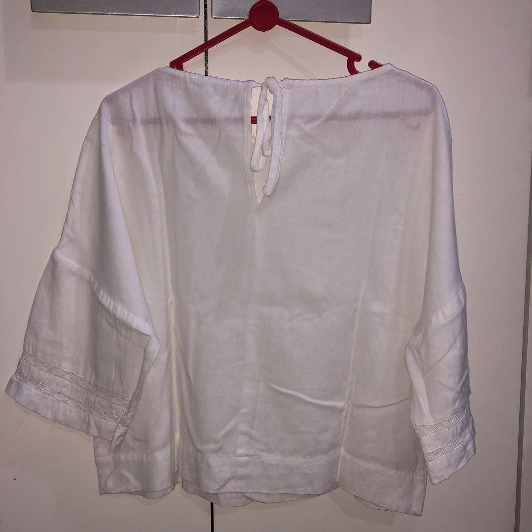 Blouse by mango