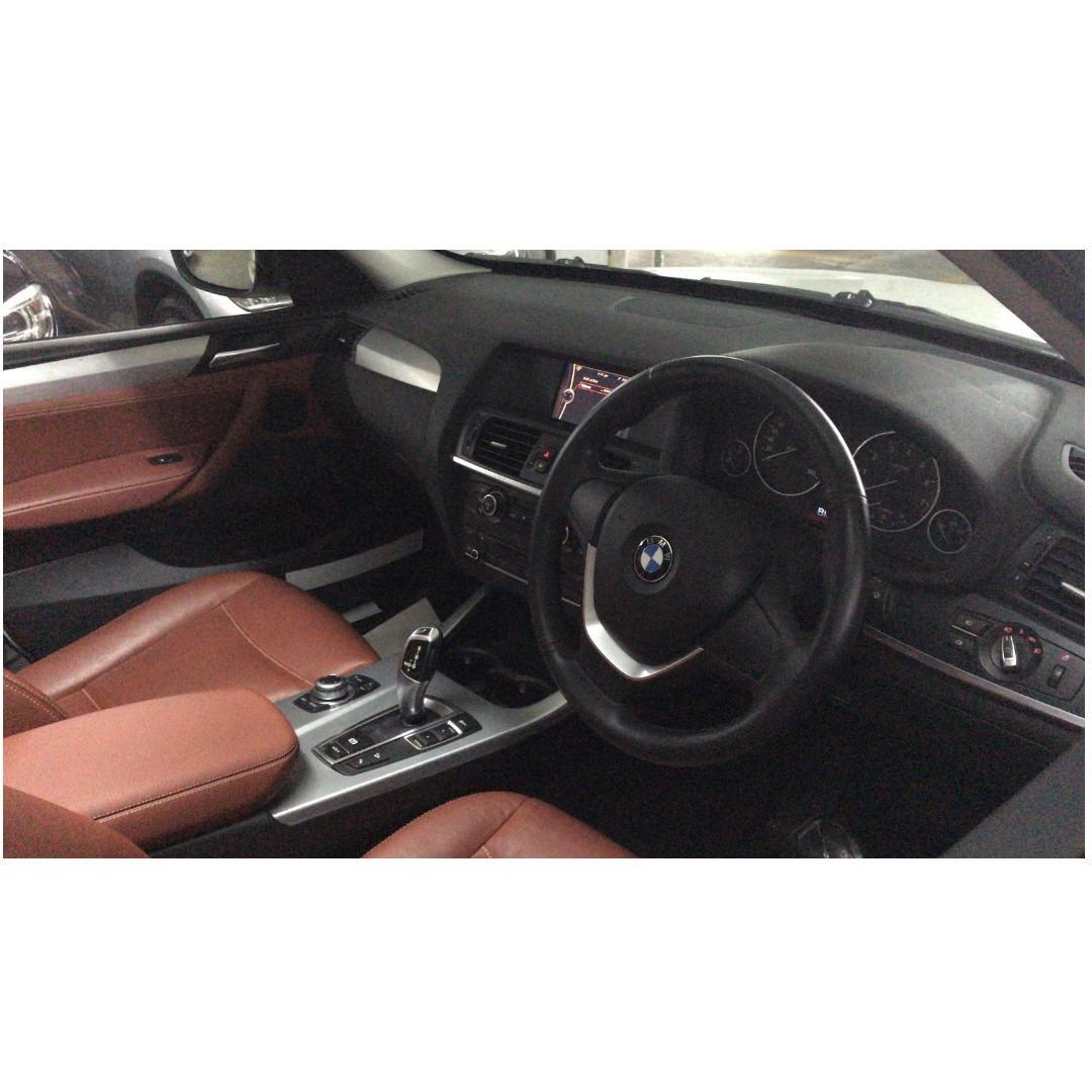 BMW X3 XDRIVE28iA 2011