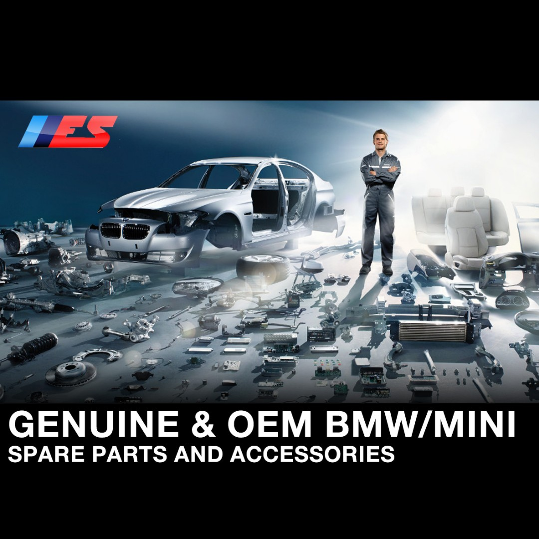 Bmw Replacement Parts Car Accessories On Carousell