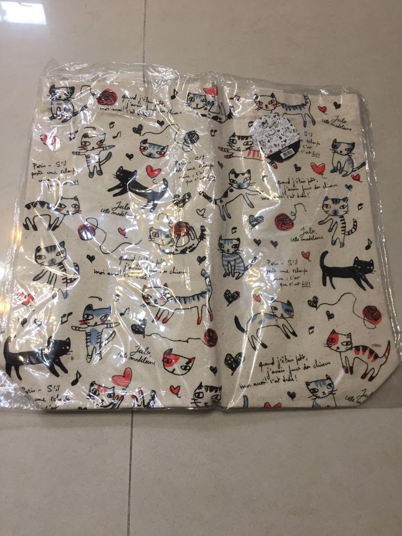 環保袋Bonjour#sellmybags
