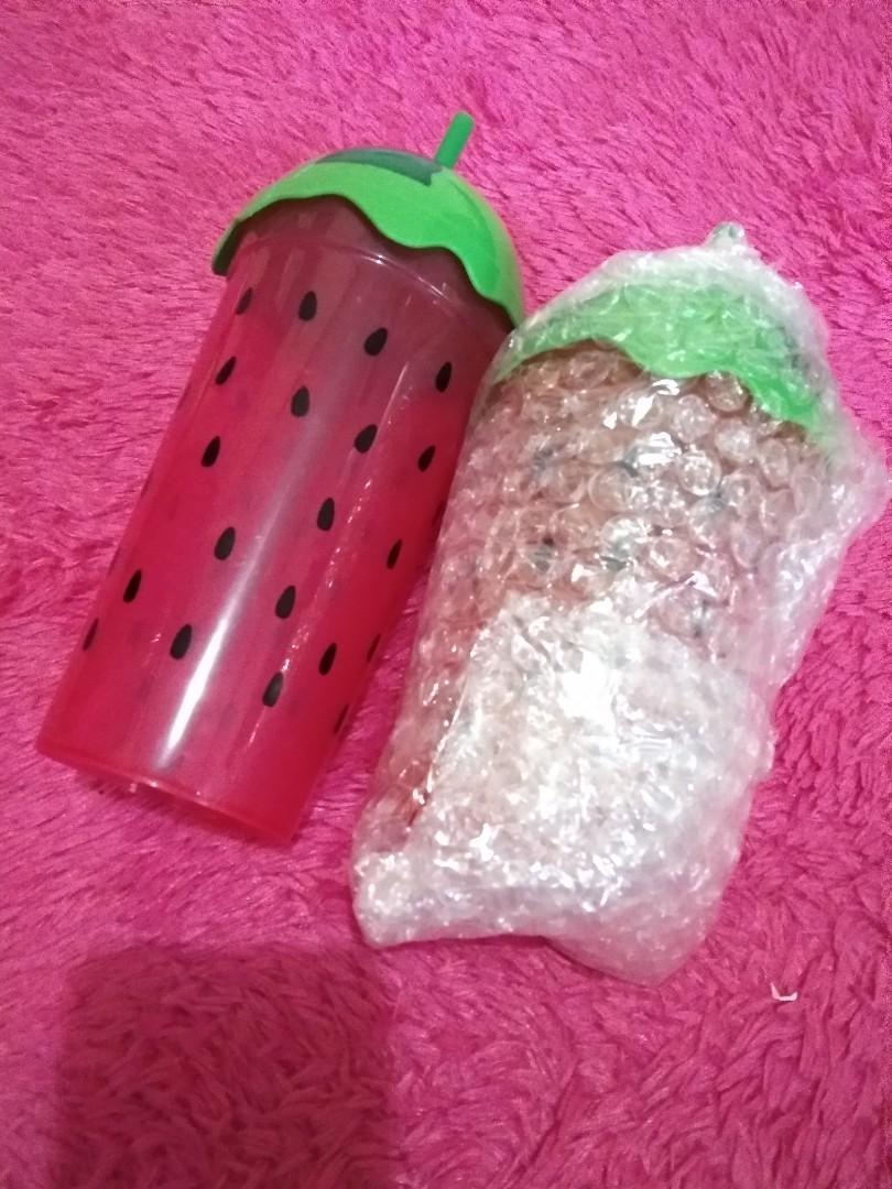 Botol minum semangka