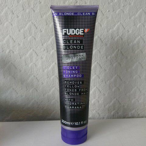 Brassy Blonde Kit - Fudge Toning Purple Shampoo 👸🏼