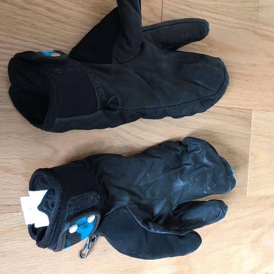 BURTON gloves (men's S)