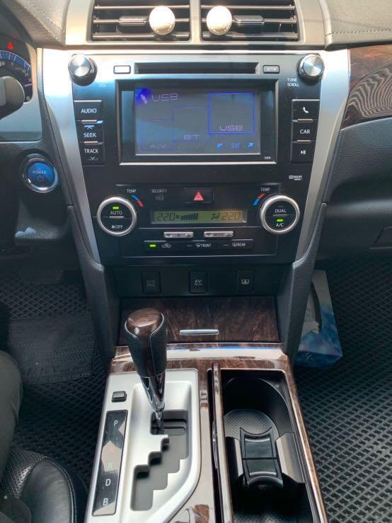 Camry 油電2.5 車主自售