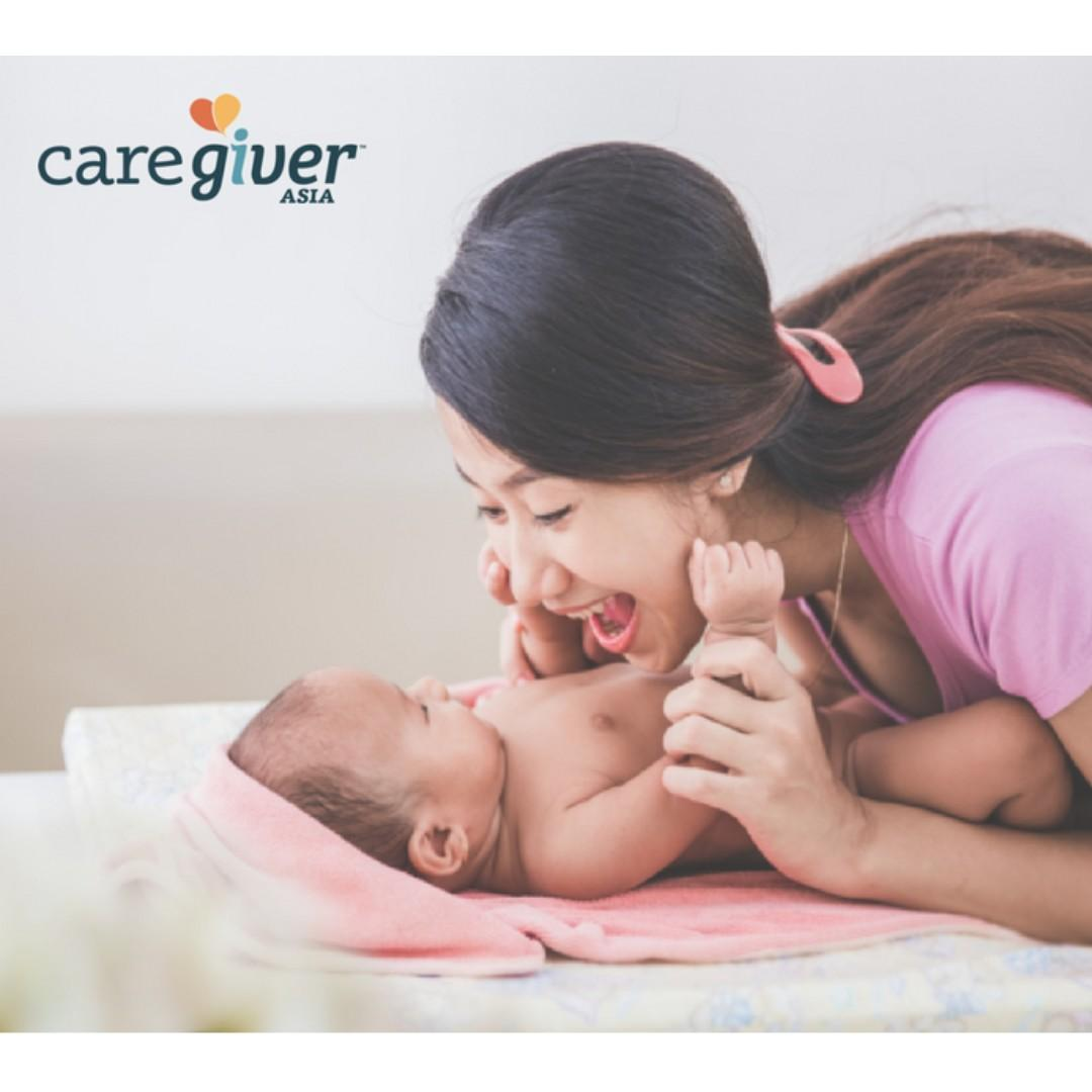 Confinement Nanny Needed - Earn up to $4000/month