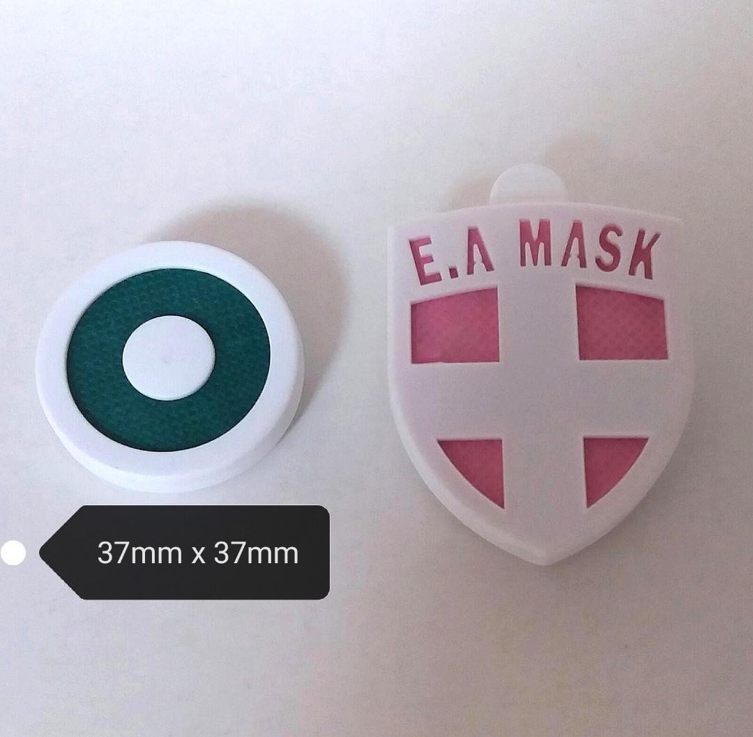 團購EA Mask 5代  7代 抗菌襟章(行)/日本Ecom Bion Spray 除味殺菌離子噴霧