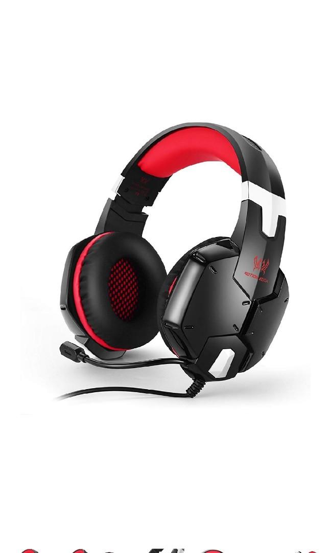 9826d11f727 EG107.Ps4 Gaming Headsets Meiertop G1200 3.5mm Game Headphone ...