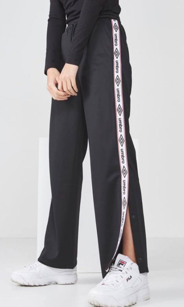 umbro track pants womens