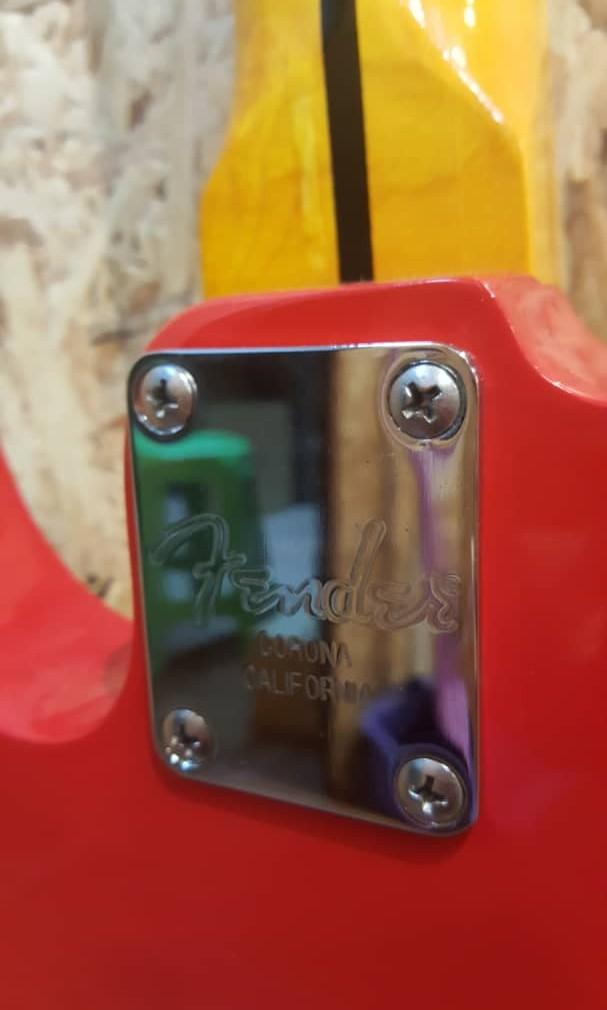 Fender Telecaster Electric guitar Red 2019 New