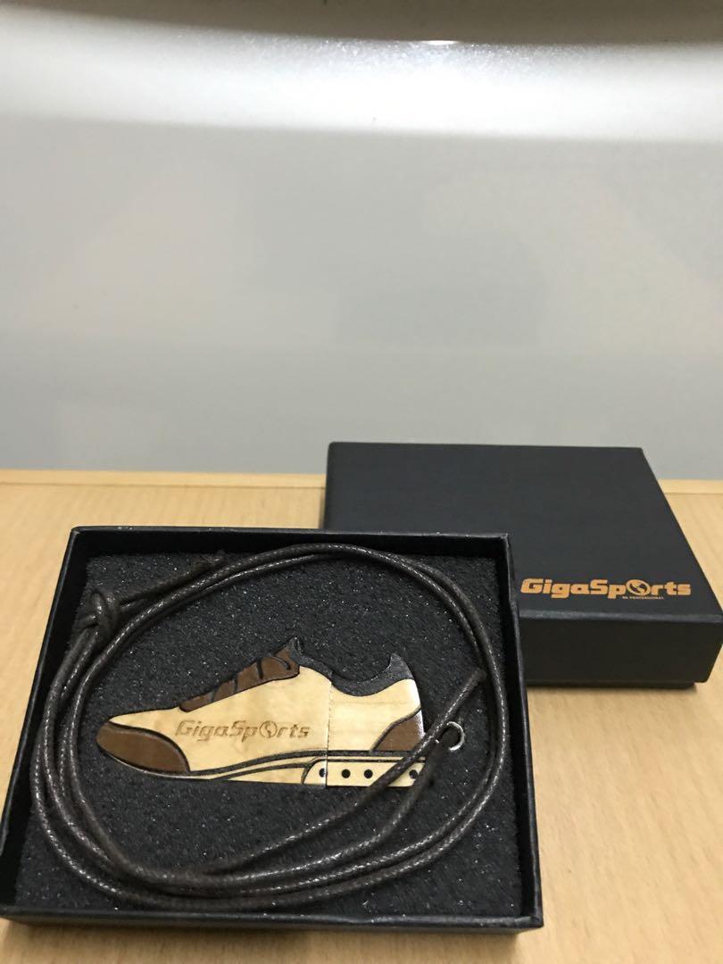 GigaSports 8GB USB 木制手指