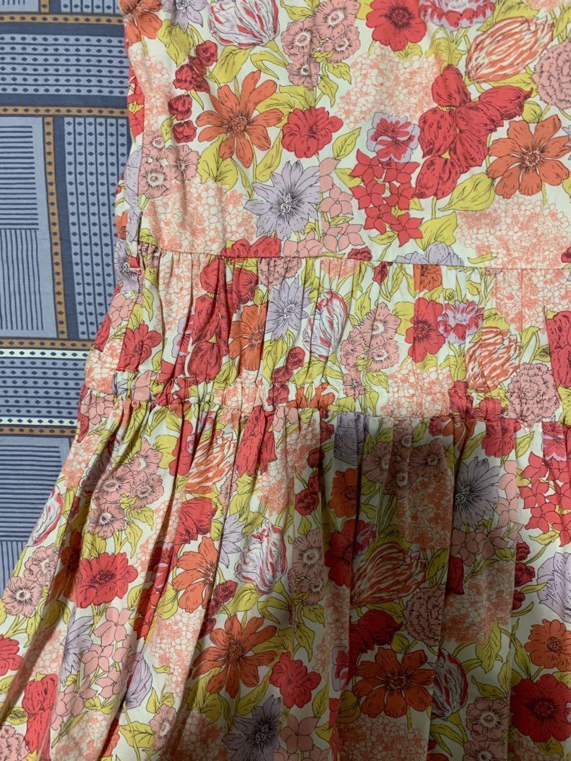 Gingersnaps floral dress