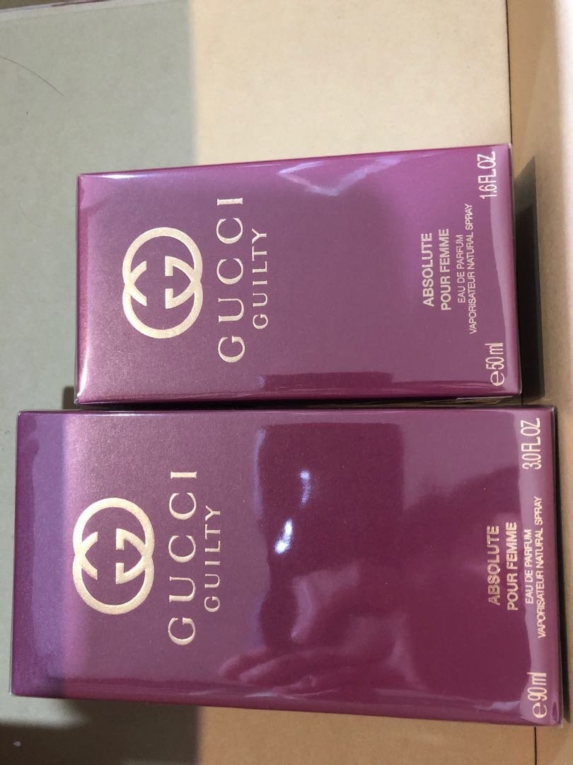 Gucci Guilty Edp Health Beauty Perfumes Deodorants On Carousell