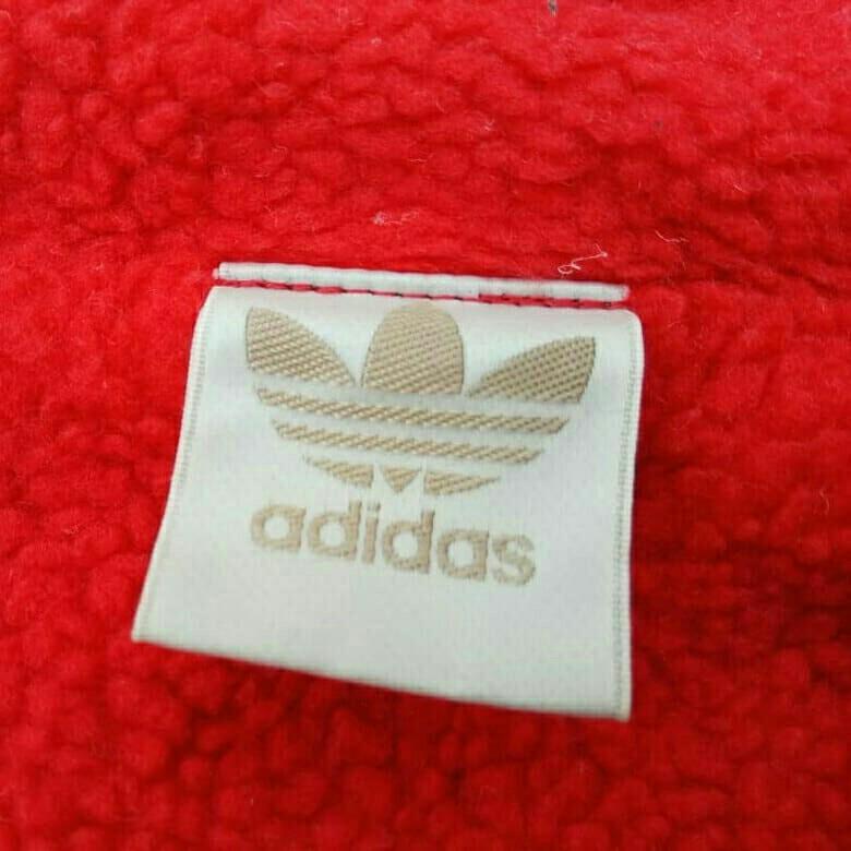 Jaket adidas rare 3 stripe