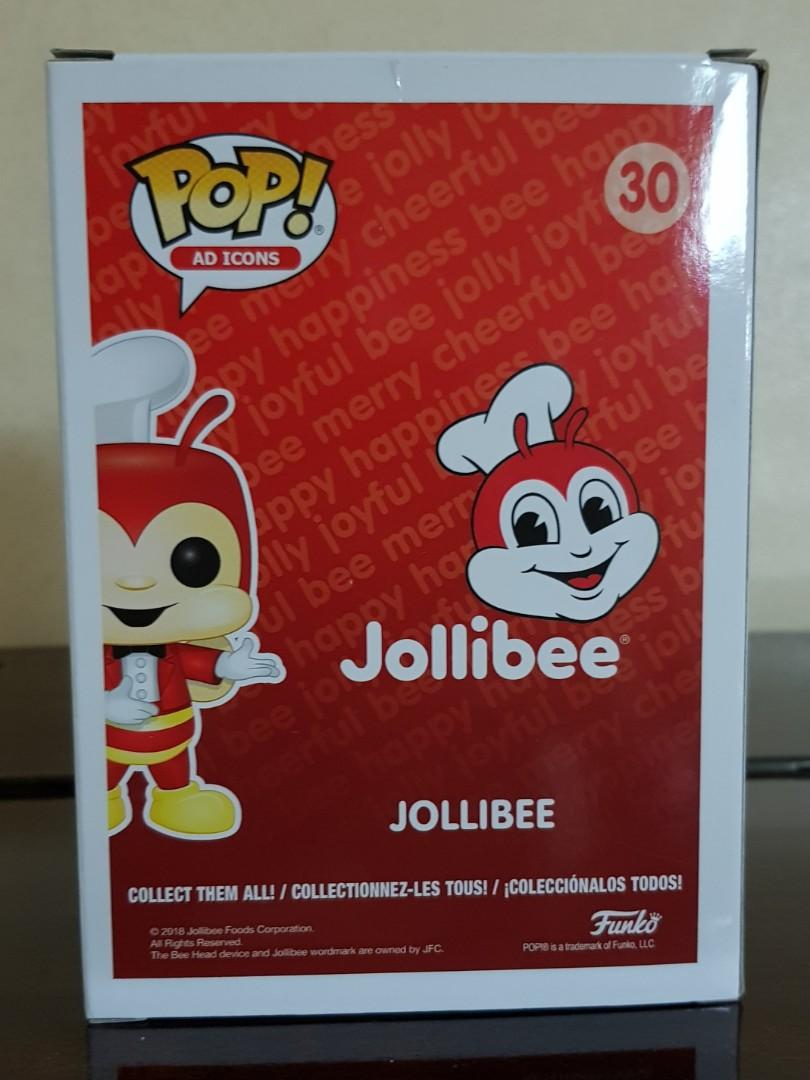 Jollibee Funko Pop #1