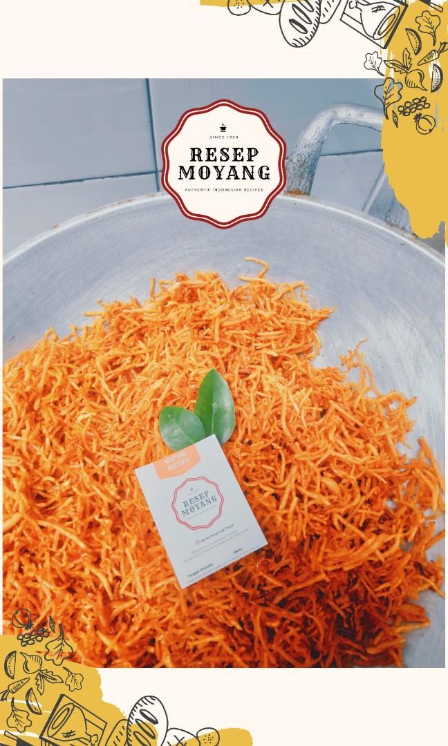 Kentang Mustopa / Kentang Mustofa Resep Moyang 200 gram toples #RamadanSale #Ramadanbermanfaat