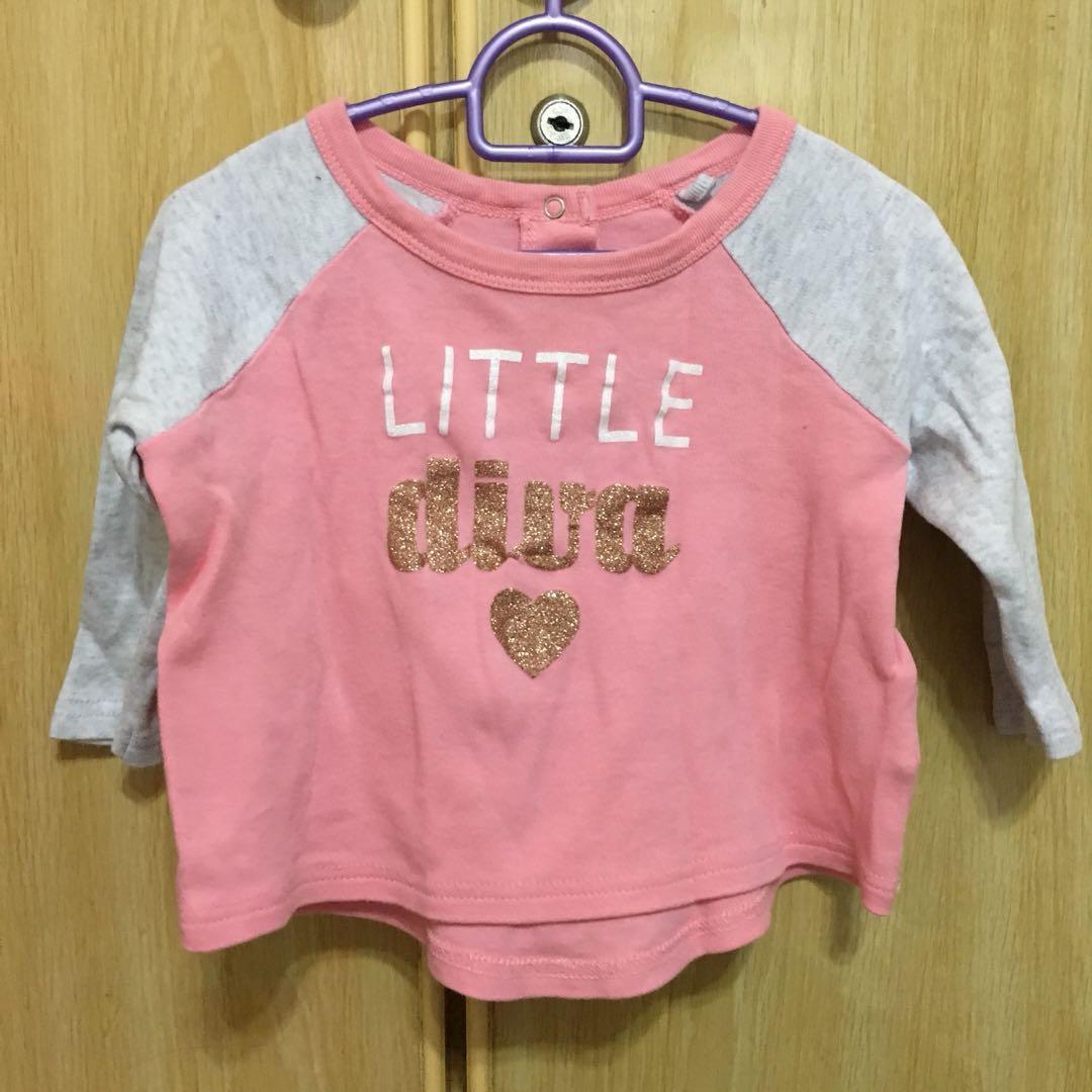 Little Diva shirt