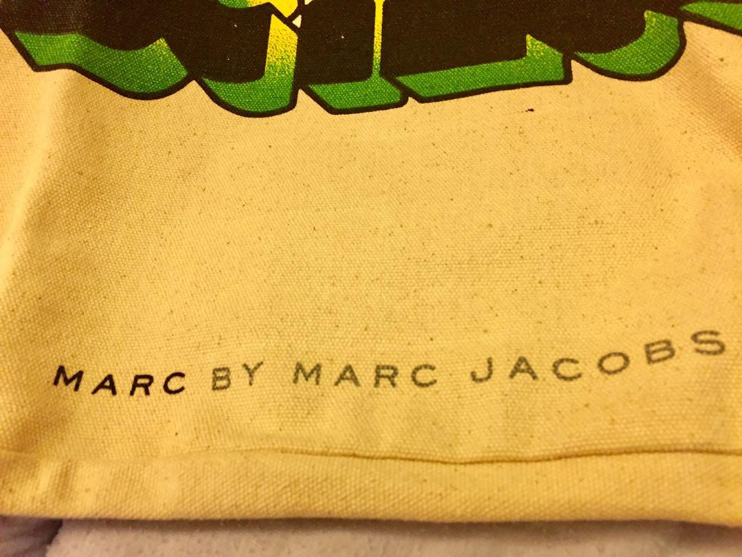 Marc by Marc Jacobs  tote bag 環保袋 可上膊  全新 NEW