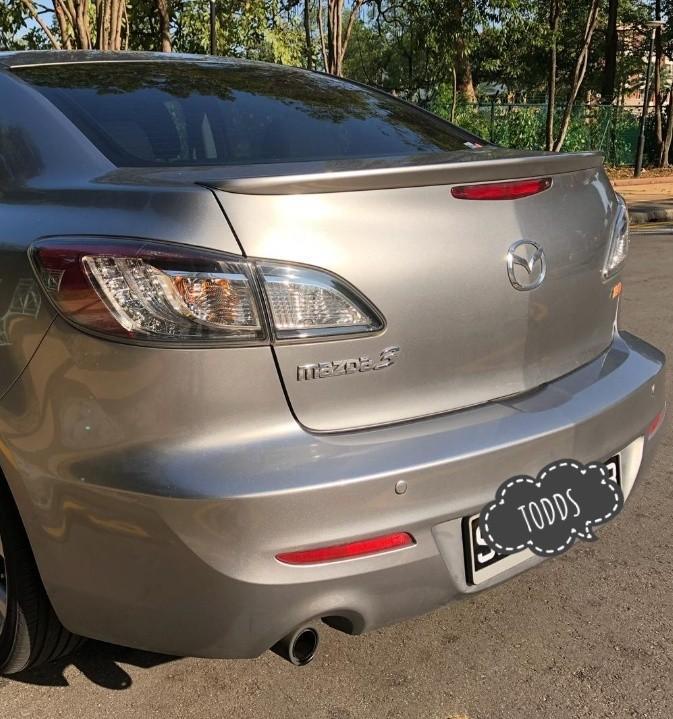 Mazda 3 - for Grab/GoJEK