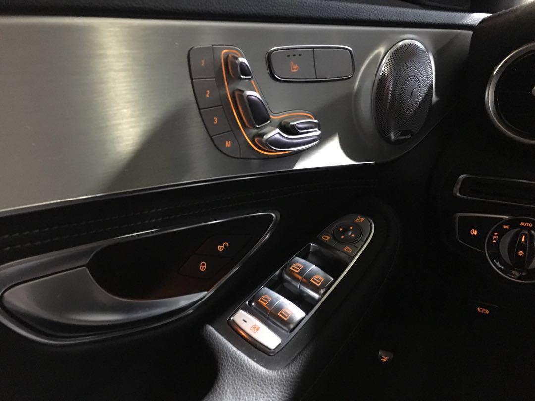 M-Benz c300