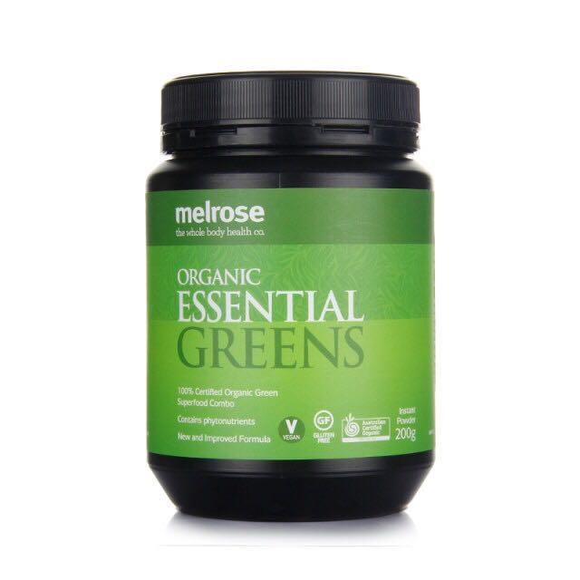 Melrose Essential Greens