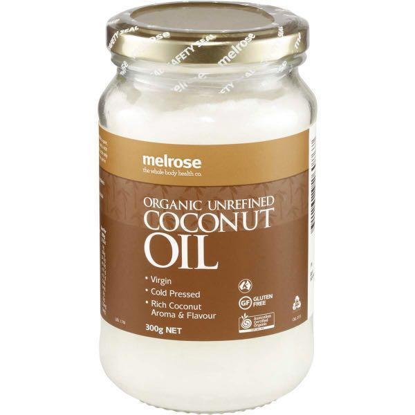 Melrose organic coconut oil 300ml