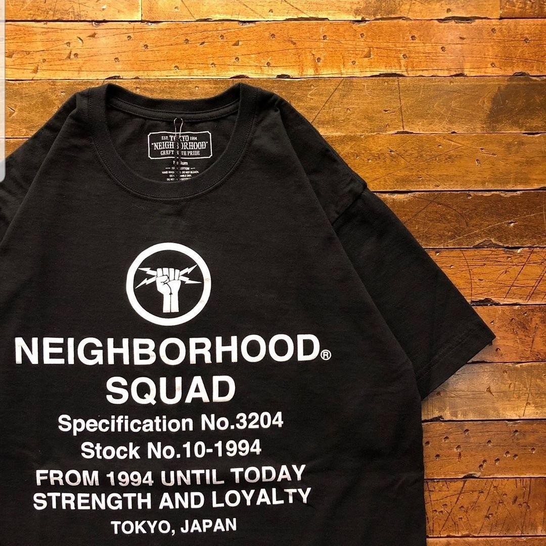 Neighborhood Sqd / C-tee . SS