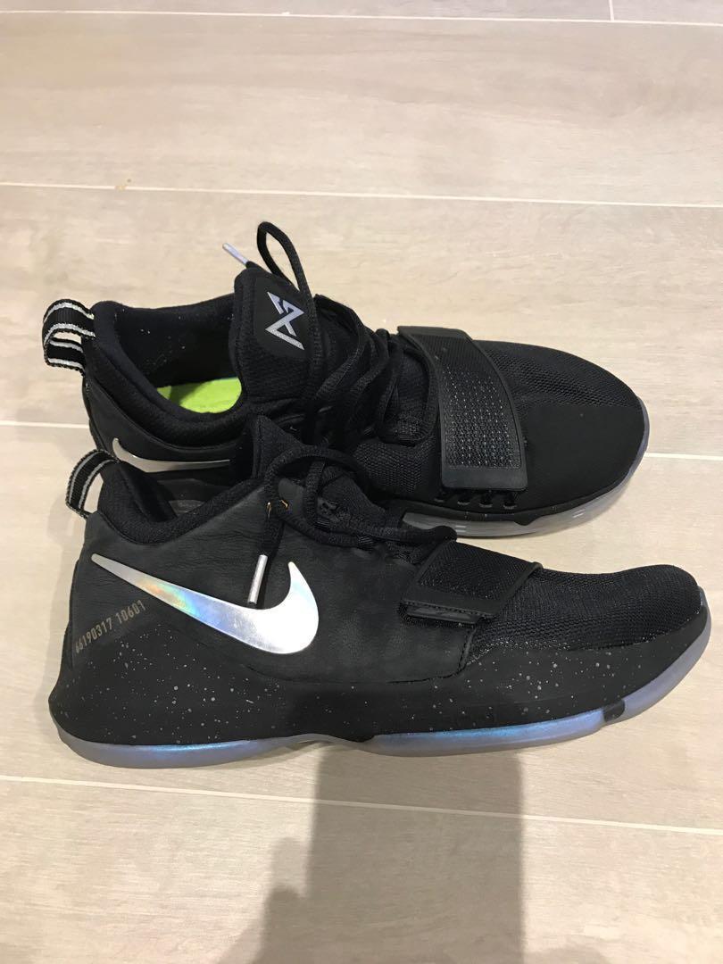 Nike pg 1  OG us 9 冇盒