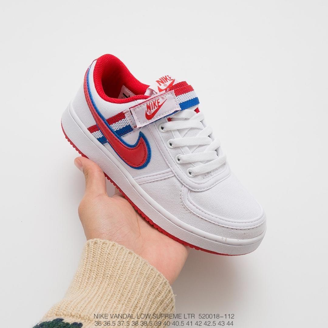Fortalecer Noroeste María  Nike Vandal Low Supreme, Women's Fashion, Shoes, Sneakers on Carousell