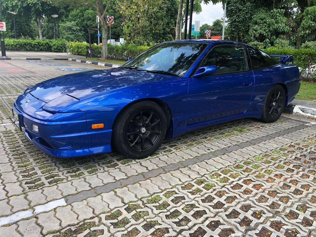Nissan Silvia S15 Manual