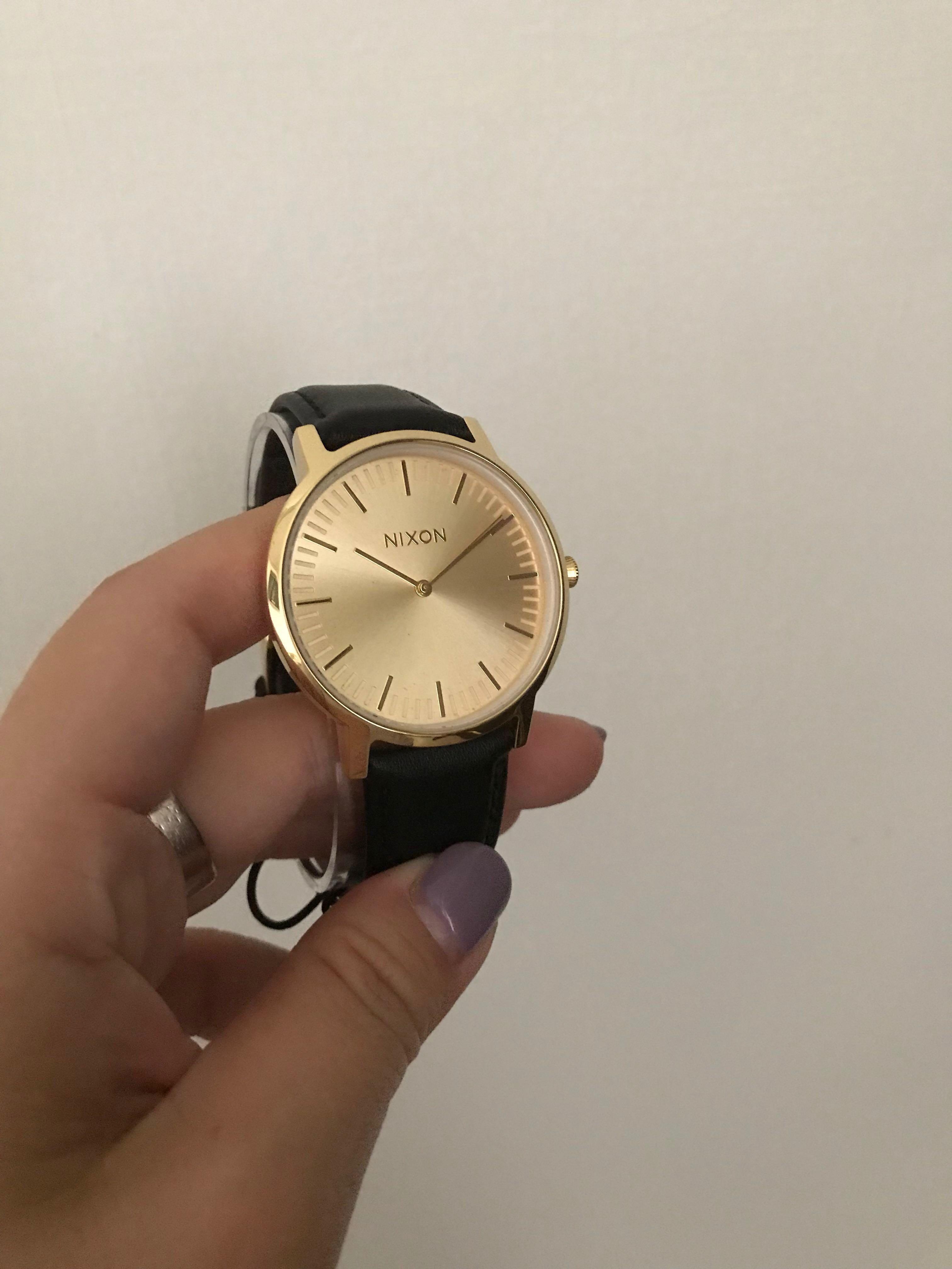 《全新》Nixon 錶(The Porter Watch)40mm