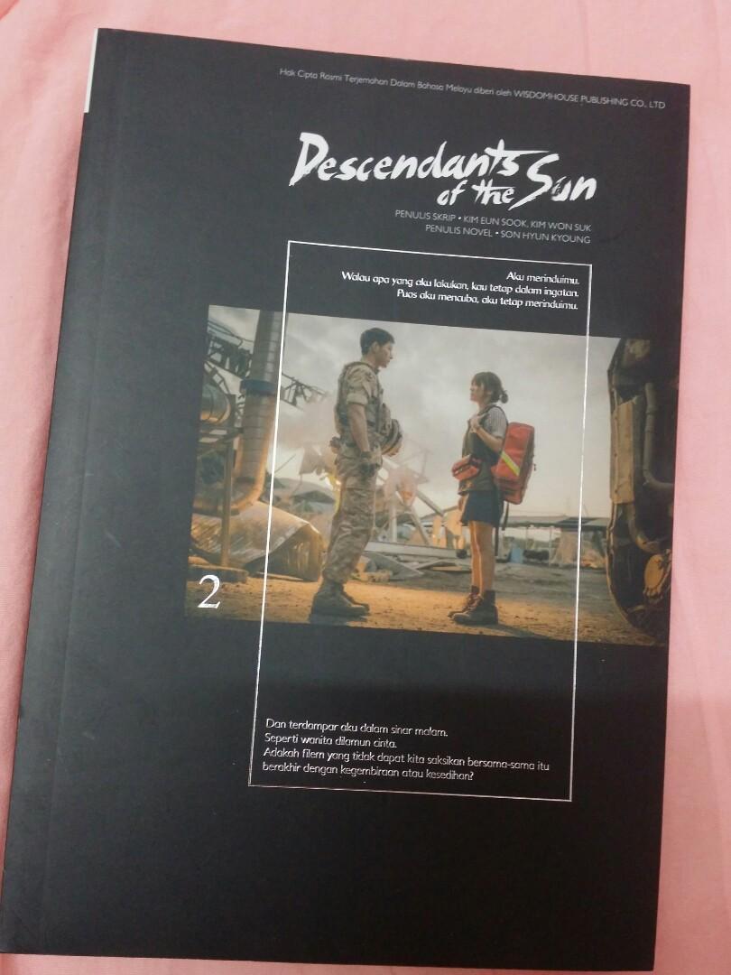 NOVEL Descendants Of The Sun 2