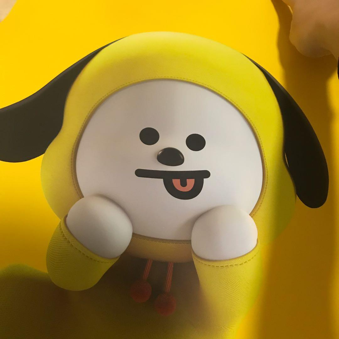 official bt21 chimmy poster