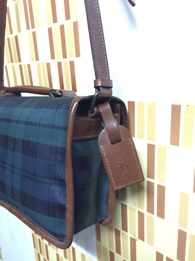 Polo ralph lauren vintage bag