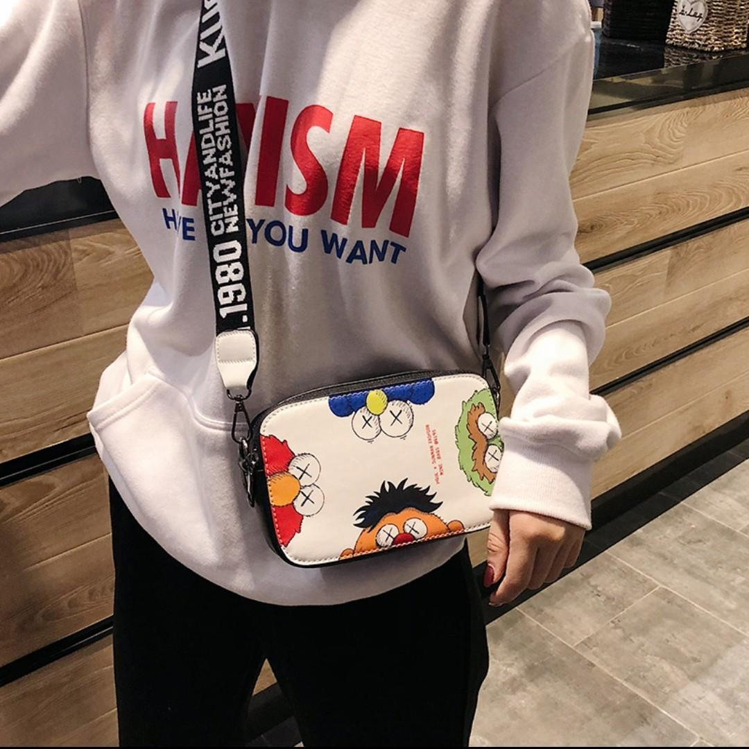 [PO] single shoulder crossbody bag