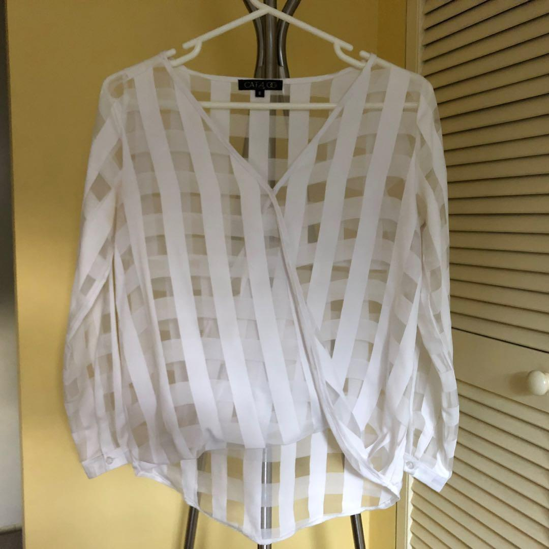 Smart casual top in different colour/ style