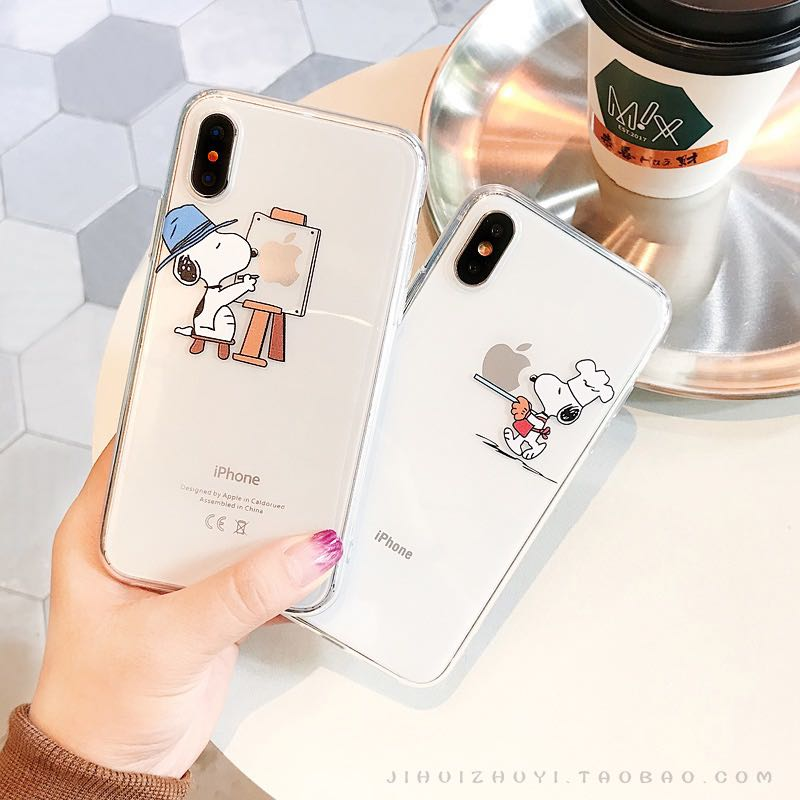 huge selection of 3af35 7a14a snoopy phone case