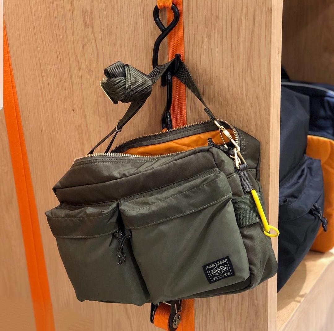 602e662f6cd2a Yoshida Porter Force shoulder bag (S), Men's Fashion, Bags & Wallets ...