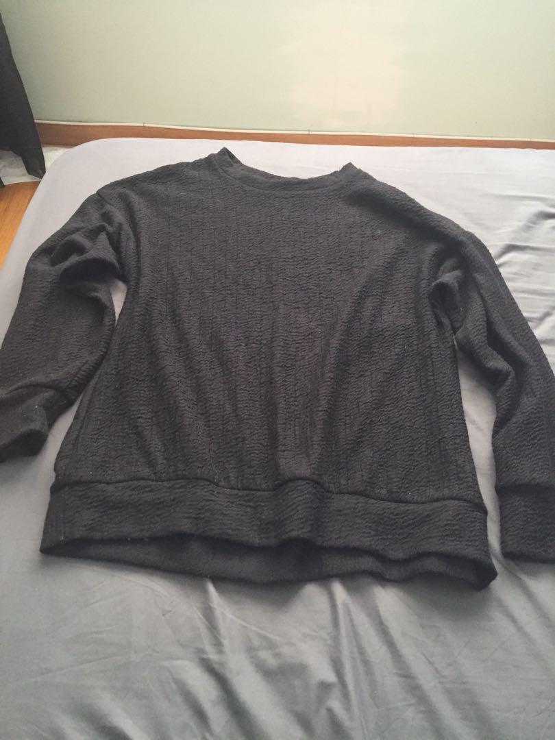 Zara soft sweater