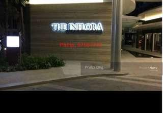 2bedrooms at The Inflora for rent!