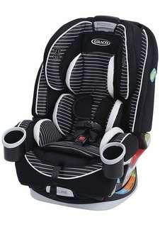 Graco 4ever Matrix 4in1 Convertible Car Seat