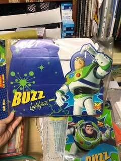 巴斯光年 buzz light year gift box