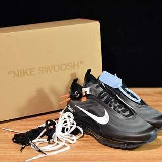 Off-White X Nike Air Max 97 OG OW子彈限量聯名