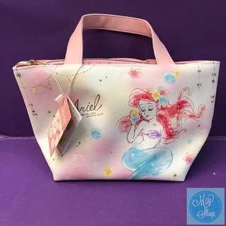 ❌Ariel 美人魚日本🇯🇵一袋二用飯袋/手挽袋❌