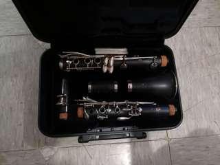 Yamaha 250單簧管