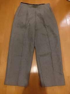 Wool trousers premium fabric S Korea