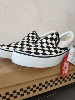 ((Nego)) Vans Slip-on Checkerboard Japan Market