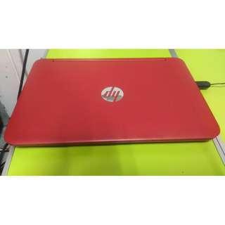HP TPN-C115 四核心cpu處理器 文書 觸控螢幕筆電