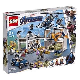 [ 送貨的 ] Lego 76131 Battle of the assembled avengers