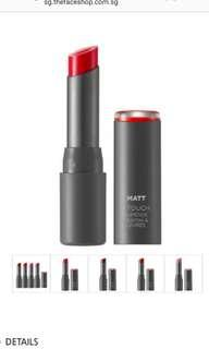 The Face Shop matt touch lipstick